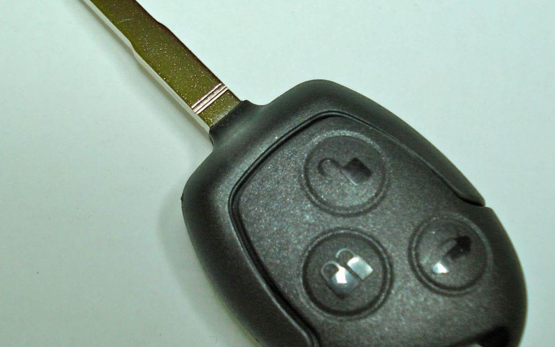 I've Lost my Car Keys
