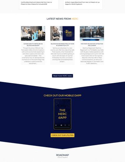 Herc Homepage