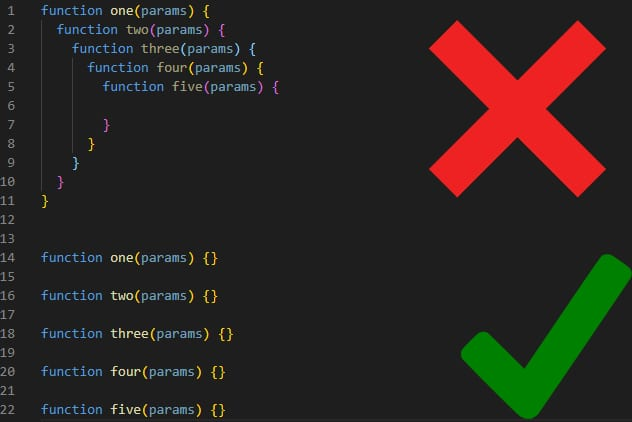 nested functions